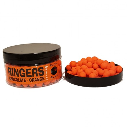 Ringers Chocolate Orange Wafters MINI