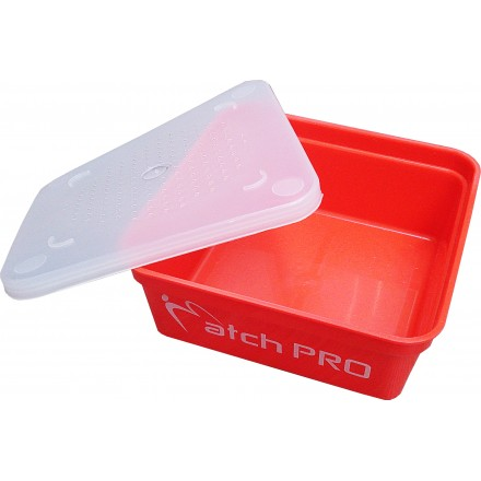 MatchPro Pudełko 1/2l RED