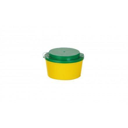 MIKADO Pudełko na Żywe Przynęty 15cm