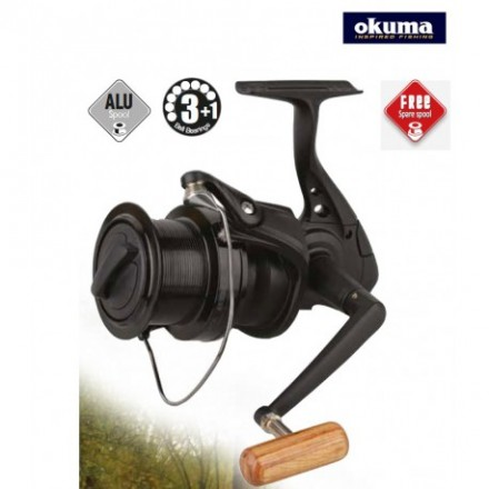 OKUMA Costum Black CB-60