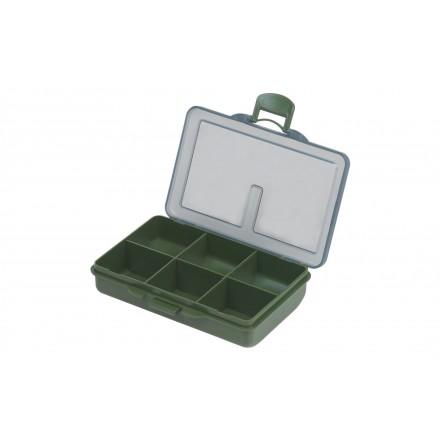 MIKADO Pudełko do Zestawu Karpiowego 6 komor