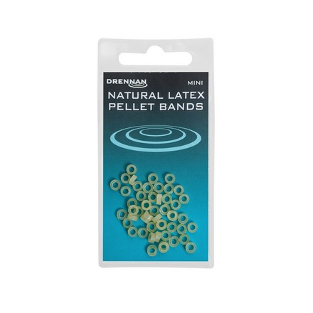 Drennan Gumki Natural Latex Pellet Bands Small