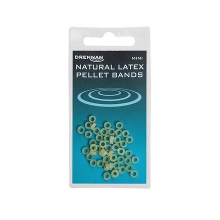 Drennan Gumki Natural Latex Pellet Bands Small