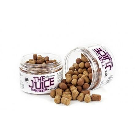 Bait-Tech The Juice Dumbells Pellet Wafters 10mm