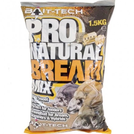 Bait-Tech Zanęta Pronatural Bream 1,5kg