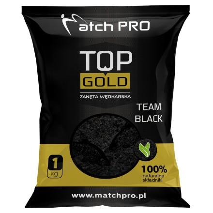MatchPro Top Gold Płoć Czarna Zanęta 1kg