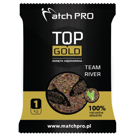 MatchPro Top Gold Team River Zanęta 1kg