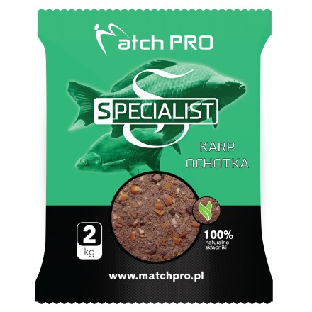 Match Pro Zanęta Specialist Karp Ochotka 2kg