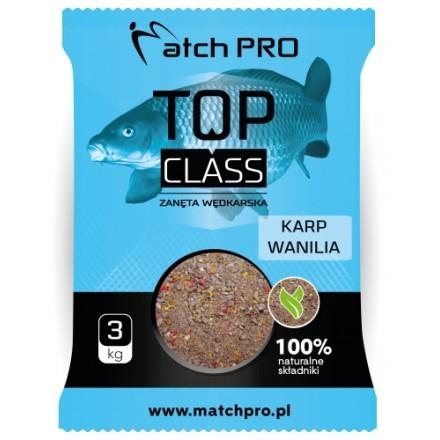 MatchPro Top Class Zanęta Karp Wanilia 1kg