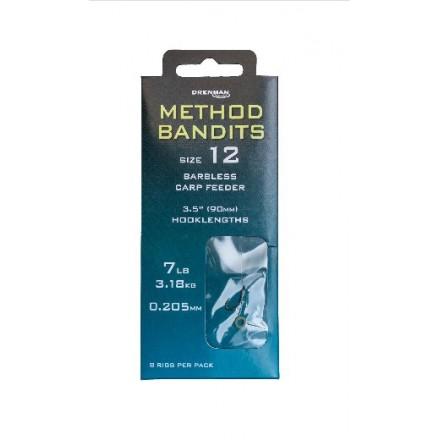BANDIT Carp Feeder Przypony Drennan nr 10 0,22mm