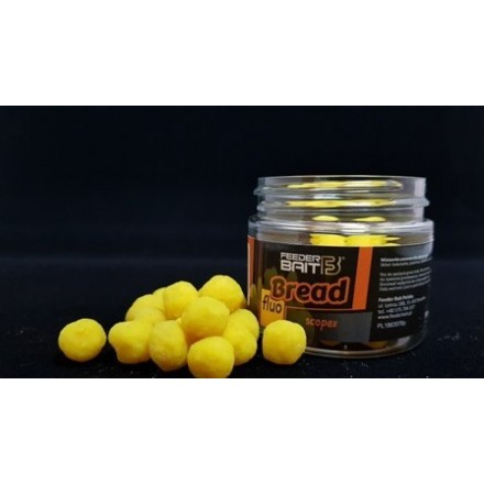 Feeder bait Fluo Bread - Trustkawka 8-10mm