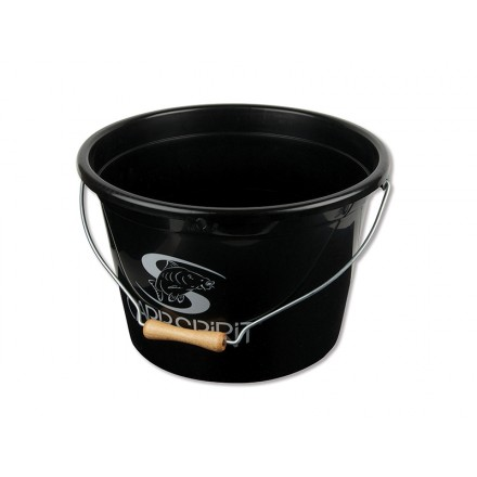 Carp Spirit 18L wiadro bucket czarne
