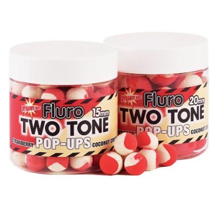Dynamite baits Fluro POP UPS two tones kokos truska 15mm