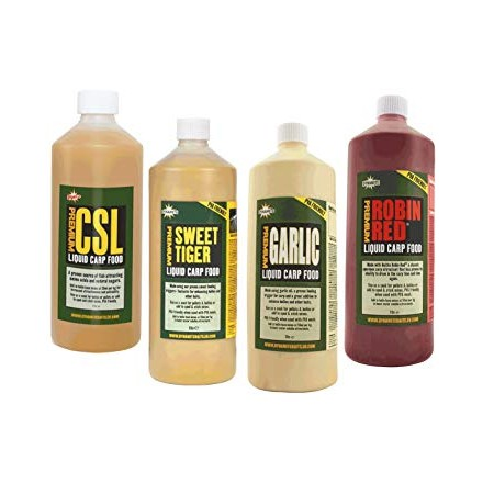 Liquid Carp Food Dynamite Baits 1l - Garlic