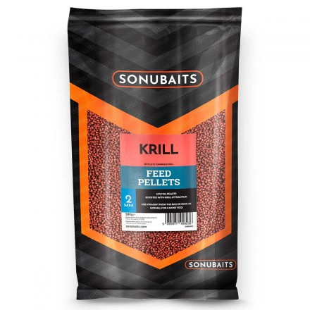 Sonubaits Krill Feed 2mm 900g
