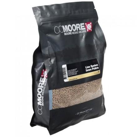 CC MOORE Live System 3mm Pellets 1kg