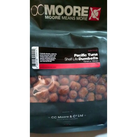 CC MOORE PACIFIC TUNA SHELF LIFE Dumbells 15mm18mm
