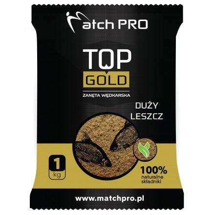 MatchPro Top Gold Duży :Leszcz Zanęta 1kg