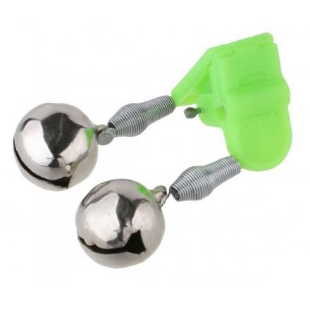 Mikado Dzwonek podwójny moc. żabka 16 plastik 1szt