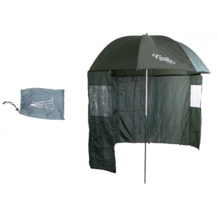 WATER QUEEN Parasol z bokami Tente Nylon 220cm